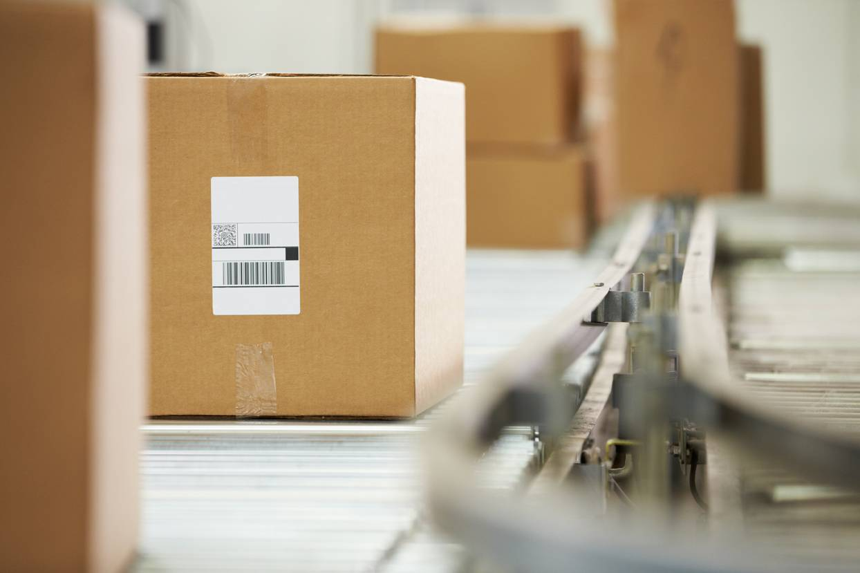 Cardboard Boxes benefit from Industrial inkjet Printing