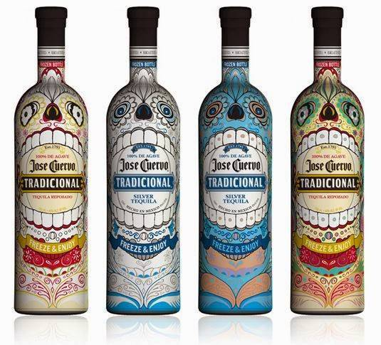 Jose Cuervo Shrink Sleeve Label
