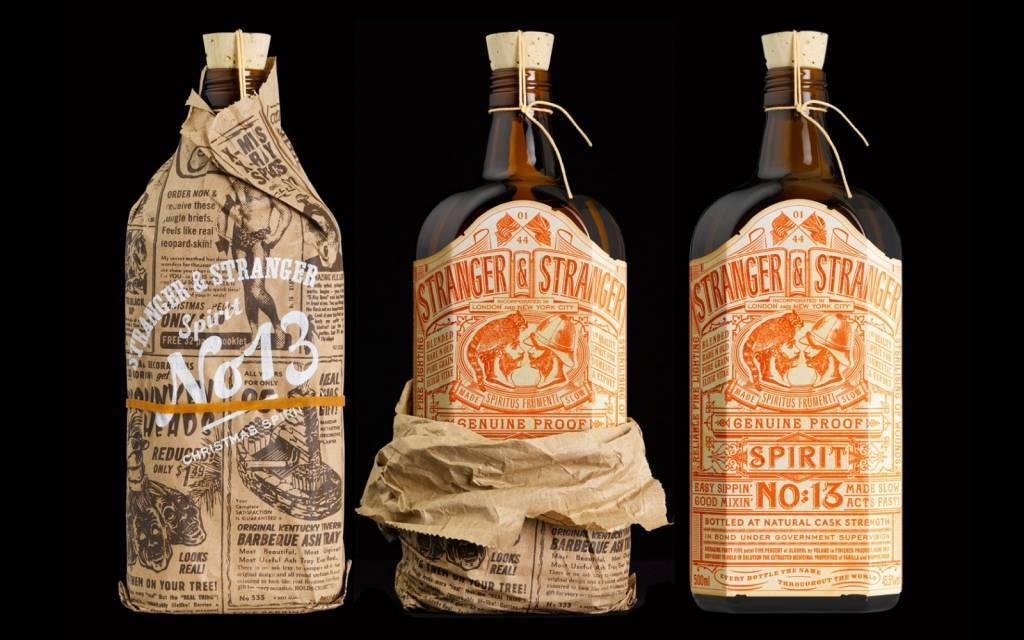 Creative Spirit Bottle Wrap