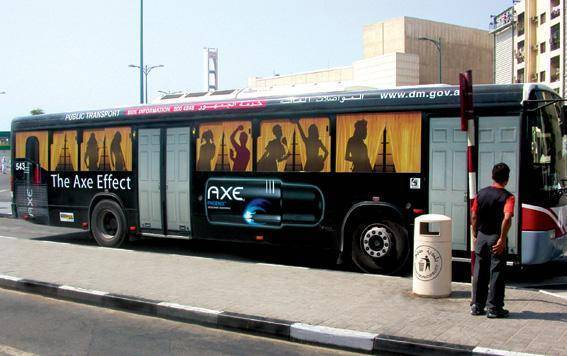 axe-body-spray-party-bus-innovative-bus-wrap-design