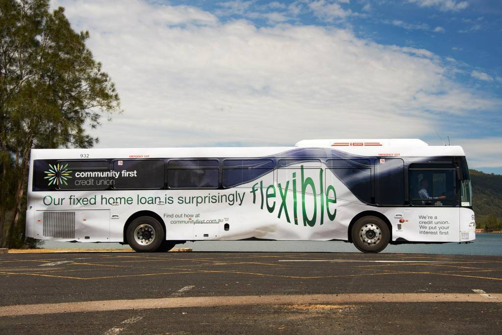community-first-credit-union-bus-wrap