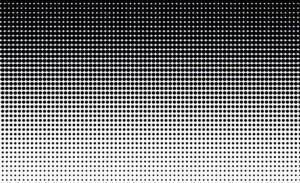 Before ink completely cures, the ink dots spread out. Optimizing for dot gain can reduce ink usage and improve quality.