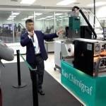Gen Yasaki explains the benefits of the x-bar print module