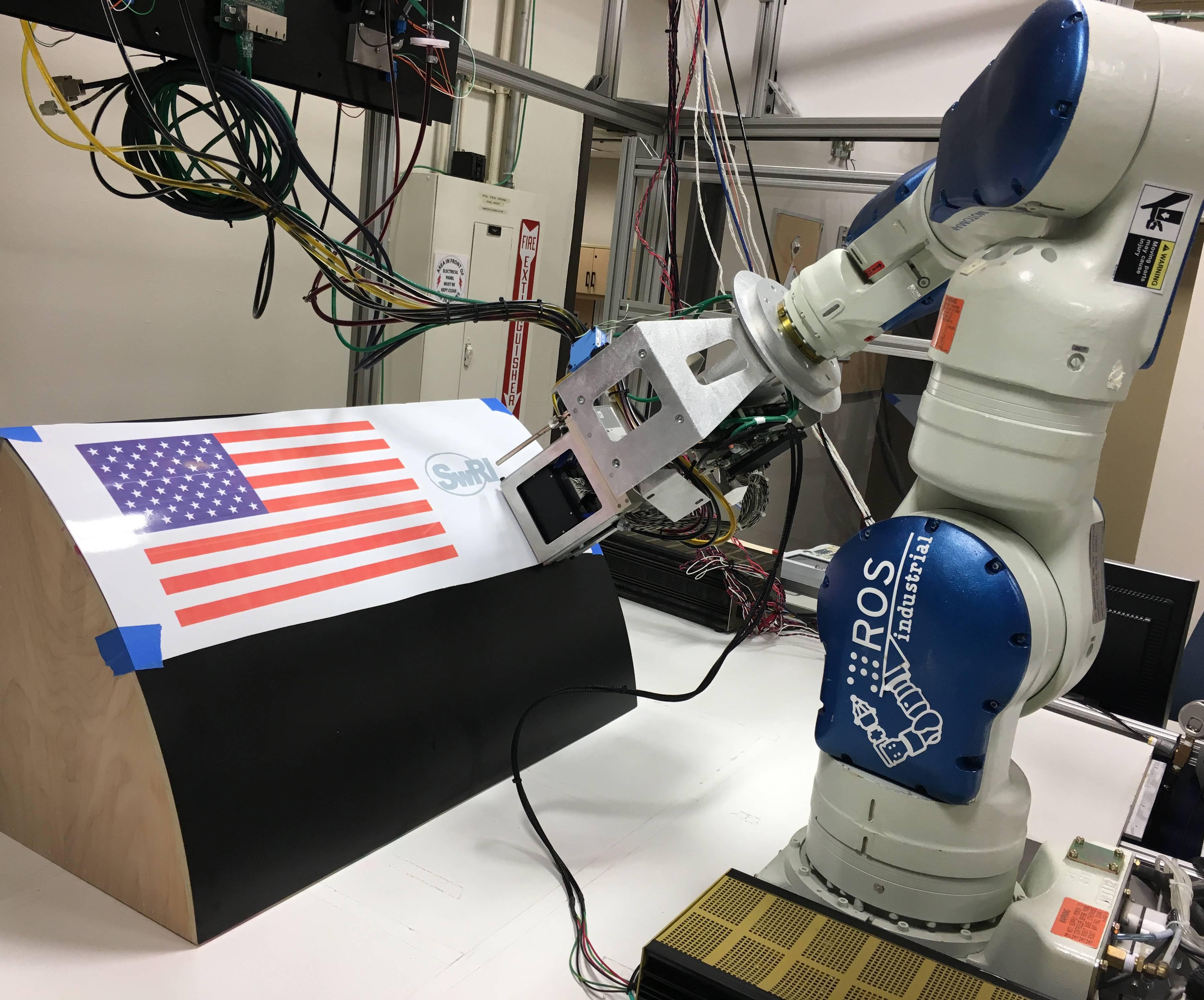 Inkjet Printing on Jets