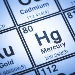 mercury hg in the periodic table of elements