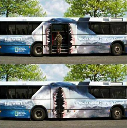 national-geographic-bus-shark-creative-bus-wrap-design