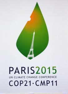 logo of paris accord on environment