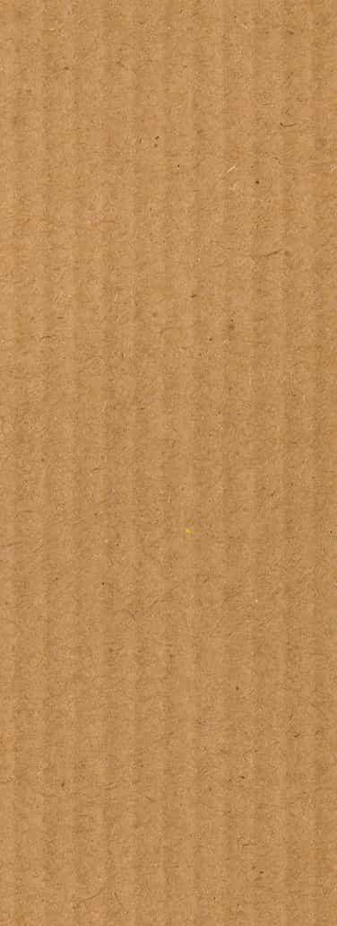 Cardboard sample substrate