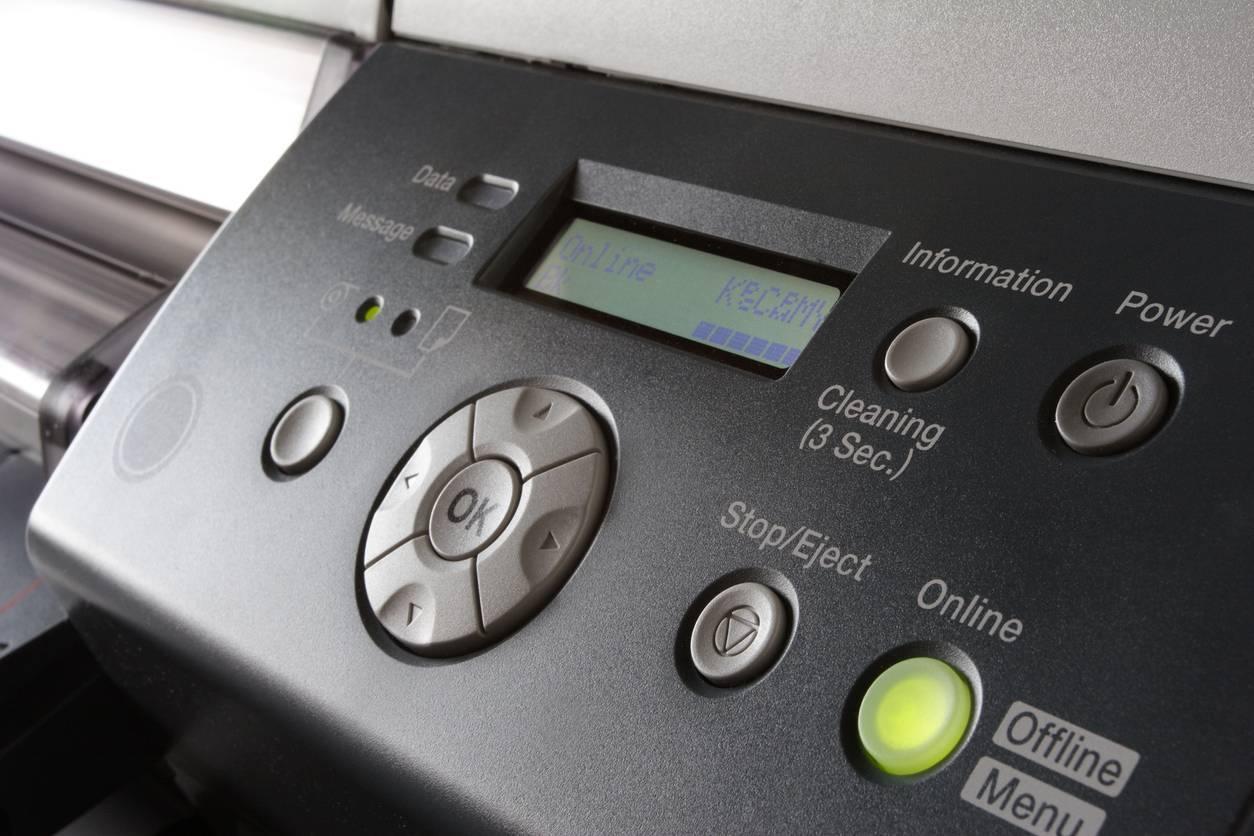 an industrial inkjet printer controller